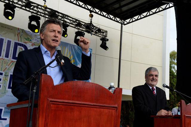 """El Presidente les reclamó """"responsabilidad"""" a los gobernadores por el apoyo legislativo"""