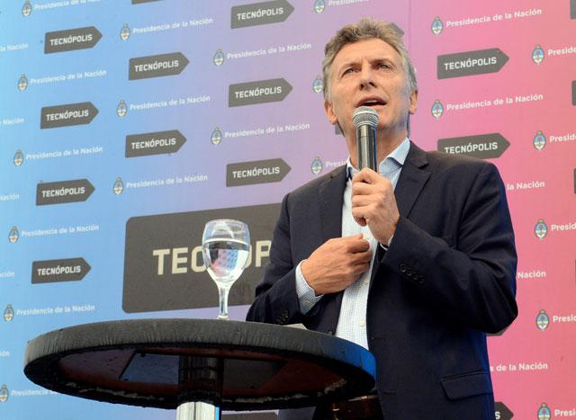 Macri reunió a su tropa en Tecnópolis y exigió recortar los gastos del Estado
