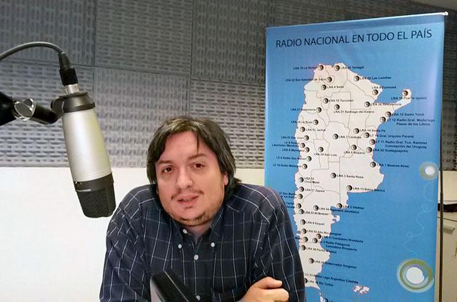 Director de Radio Nacional de Gregores, puesto por Máximo Kirchner, censuró programa  y discriminó a conductoras