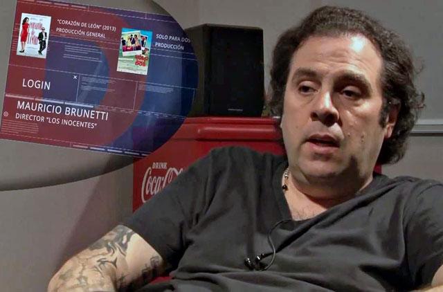 El empresario del cine Mauro Brunetti - Foto: