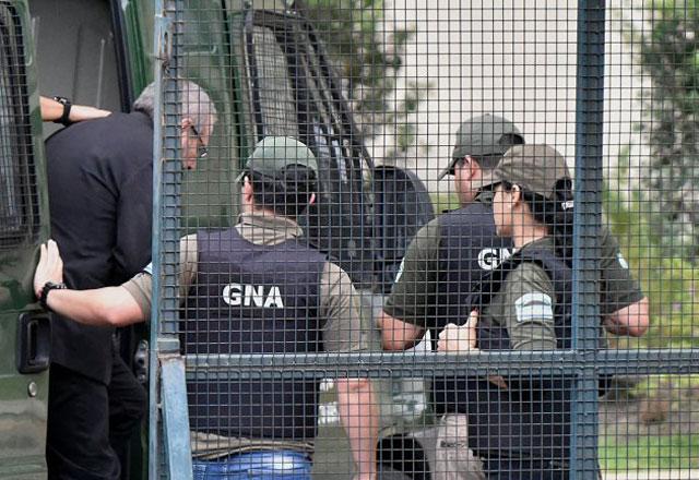 Ricardo Jaime: preso y con dos indagatorias