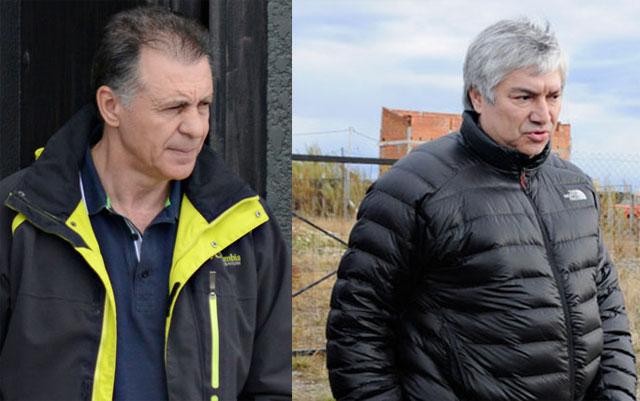 Lázaro Báez y Cristóbal López, los dos grandes del mal humor