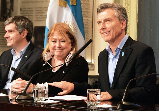 """El Presidente dijo que Malcorra es """"una gran candidata"""" para la ONU"""