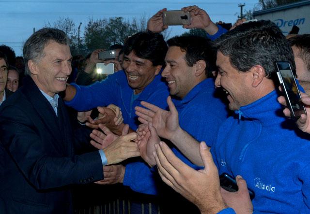 Mauricio Macri realizó anuncios para jubilados y lanzó la amnistía fiscal