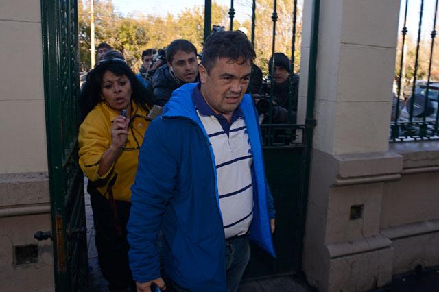Los allanamientos comenzaron por la casa donde vivían Néstor y Cristina en el 2007