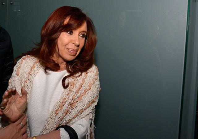 Cristina Kirchner cree que todos somos bobos, haciéndose ella la boba
