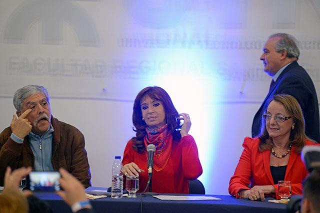 Sin duda el kirchnerismo es la casta política más corrupta que se forjó en Argentina