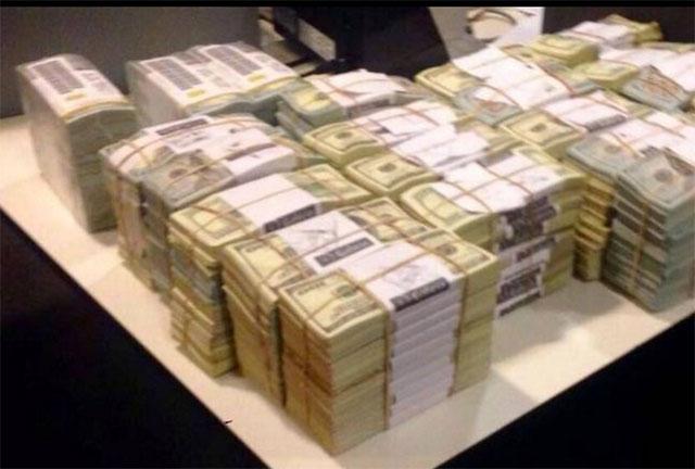 Encuentran US$ 4.664.000 en las cajas de seguridad de Florencia Kirchner