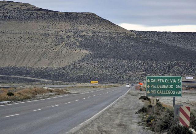 Finalmente Vialidad Nacional privilegió la constructora de otro corrupto, para concluir la obra de la autovía Comodoro-Caleta