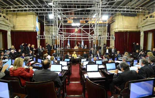 Amplio apoyo en el Senado al paquete de leyes anticorrupción - Foto: Luciano Ingaramo