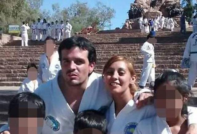 Mejoran los nenes heridos por el femicida en Mendoza