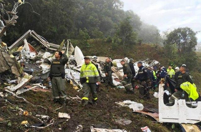 Accidente de Chapecoense: la falta de combustible, principal hipótesis de la tragedia