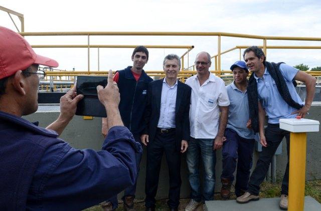 """Macri: """"La Justicia tiene que actuar y queremos que se termine la impunidad"""""""
