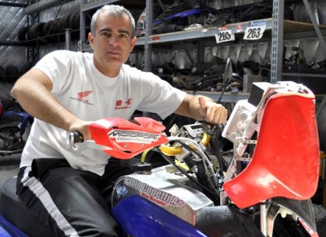 Gracias al Dakar, Sintonizaron a Pablo Copetti como heredero de la caja K