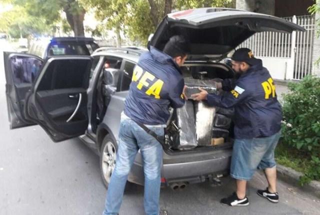 Primo de un senador de Misiones, preso por integrar una banda narco