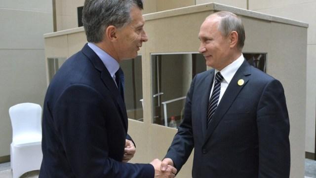 Macri se reunirá con Trump, Xi Jinping, Merkel, Putin y Francisco en los próximos cuatro meses
