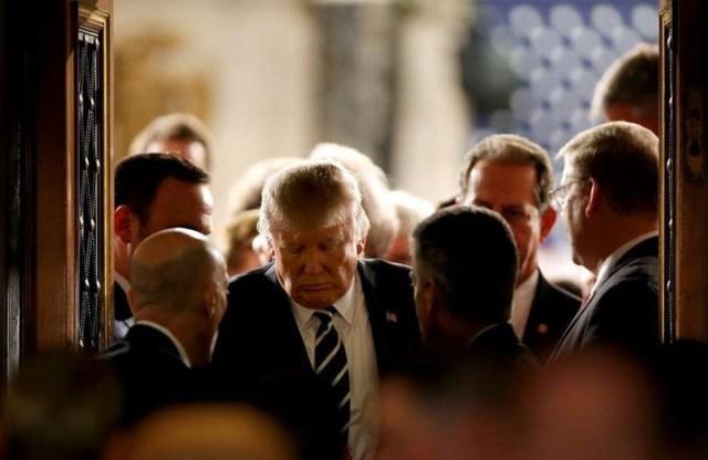 Trump en el Congreso: una agenda ambiciosa, con foco en inmigración, impuestos y Obamacare