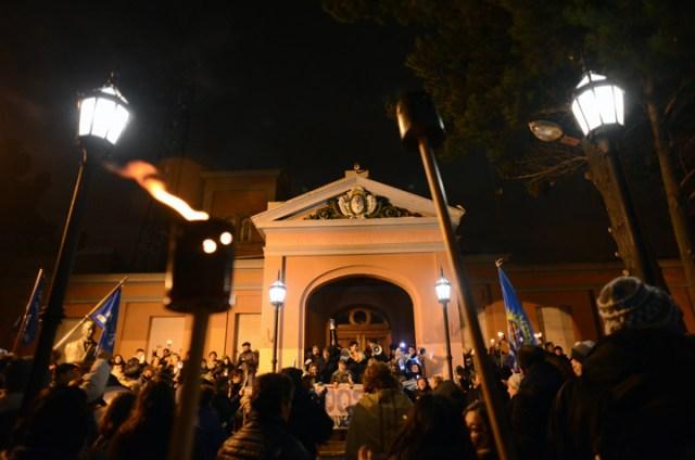 Se inicia otra semana de paro total en Santa Cruz y la gobernadora convocó a legisladores de la oposición