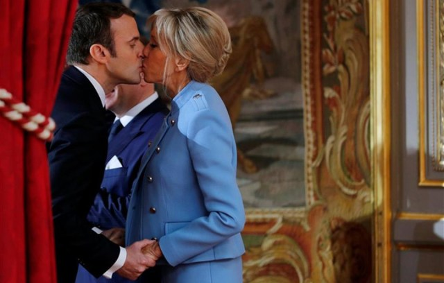 Asumió Macron con la promesa de superar las divisiones