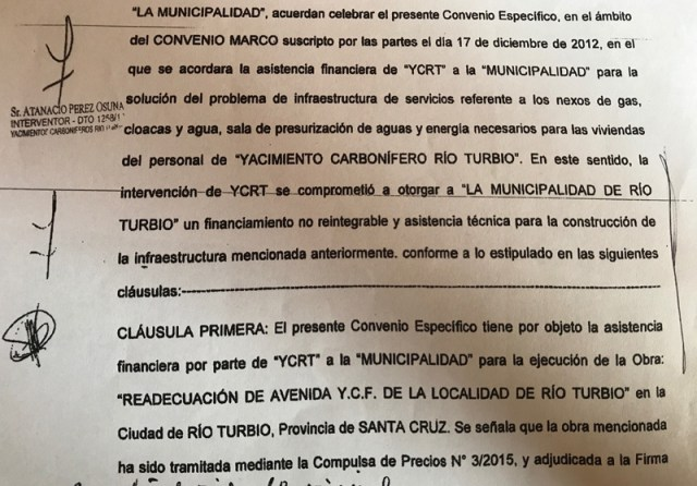 """Pérez Osuna confirmó """"la gran estafa"""". Reconoció cada uno de los datos de la investigación de OPI por los gastos de la Avenida YCF"""