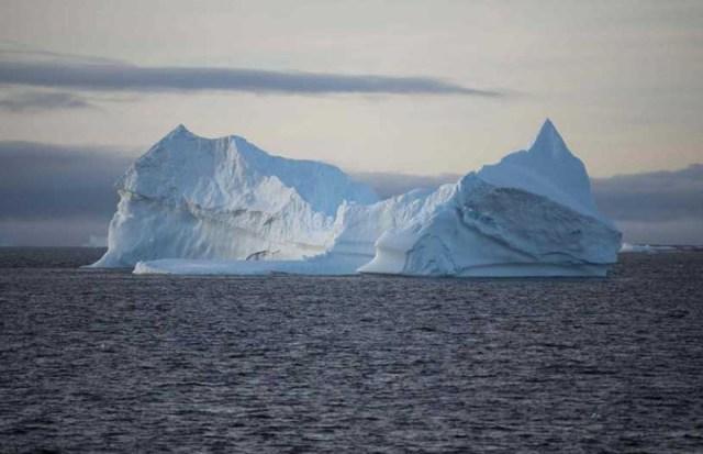 Quieren remolcar icebergs a los Emiratos Árabes para combatir la sequía