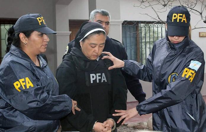 """Quedó imputada y detenida una monja por los abusos en Mendoza: """"Soy inocente, he entregado mi vida a Dios"""""""