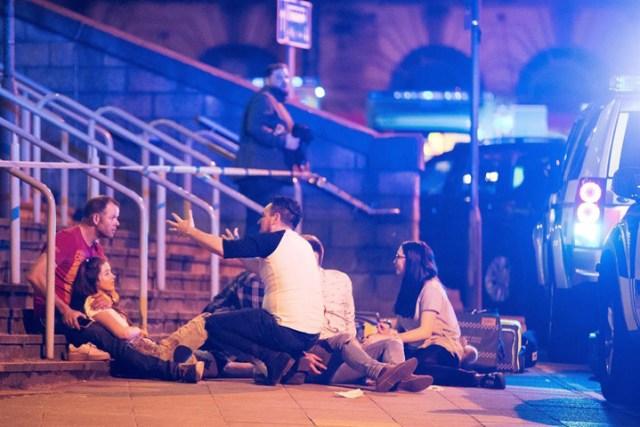 Terror en Manchester: 19 muertos en un estadio lleno de adolescentes