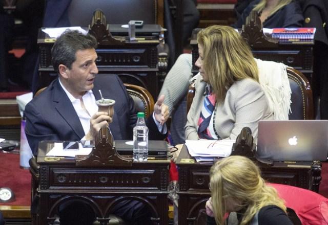 """Massa: """"Es fundamental que haya políticos y empresarios presos por corrupción"""""""