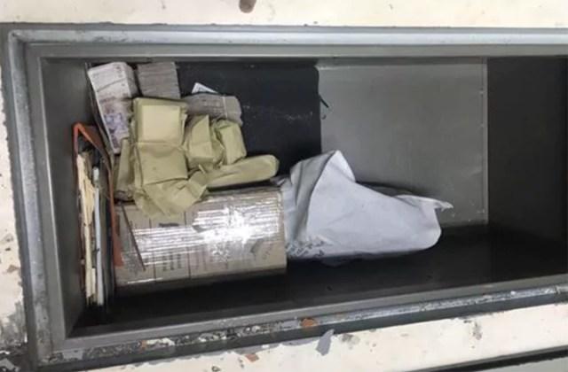 Autos de alta gama y millones de pesos: qué encontró la Policía Federal al allanar La Salada
