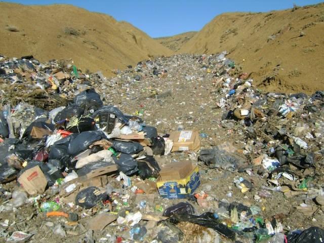 El Calafate contaminado por un basural a cielo abierto