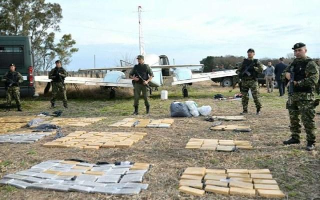 Cayó en Paraguay el piloto de la avioneta narco abandonada en San Andrés de Giles