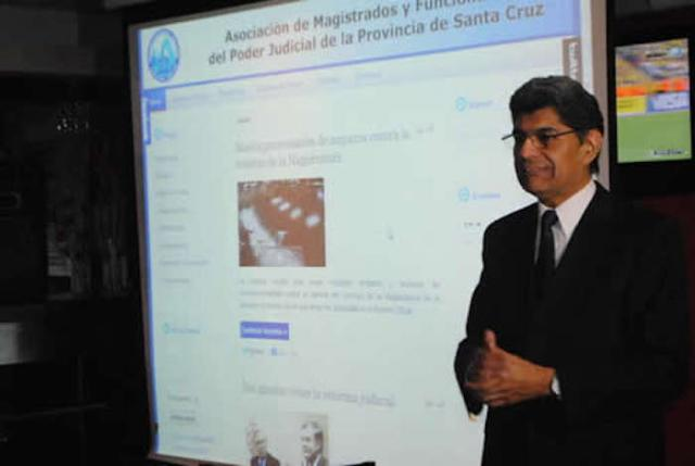 Carlos Rearte Fiscal de Camara