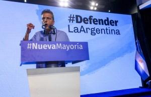 Sergio Massa ratificó que será candidato y llama a un gran acuerdo contra Mauricio Macri - Foto: Prensa Sergio Massa