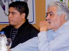 Vidal, Acevedo y Di Tulio: billete mata renovación
