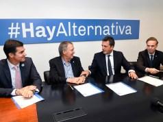 Alternativa Federal - Foto: Prensa