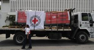 En lo que va de 2019, Venezuela recibió más de 425 toneladas de asistencia humanitaria