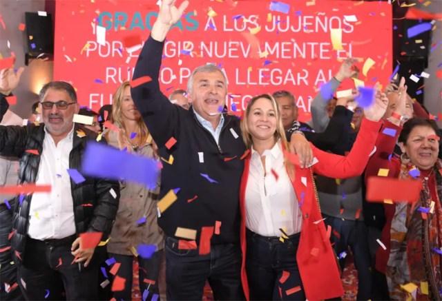 Jujuy: fortalecido por el triunfo, Morales reavivó su pedido de ampliar Cambiemos