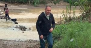 Huyó de Venezuela el diputado asilado en la embajada argentina
