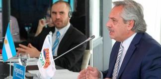 El Presidente Alberto Fernández - Foto: Presidencia