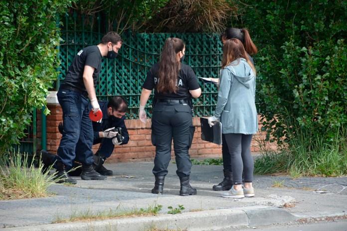 Tiroteo en la constanera de Río Gallegos - Foto: Telam