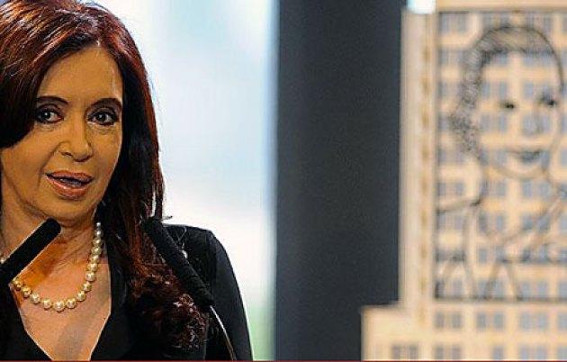 La Presidente Cristina Fernández de Kirchner realiza anuncios de YPF - Foto: Presidencia de la Nación