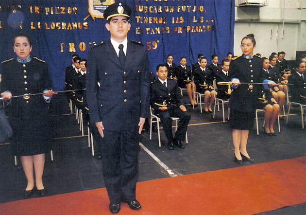 Jorge Sayago recibido - Foto: OPI Santa Cruz