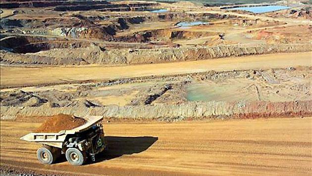 La minería en Santa Cruz - Foto: web