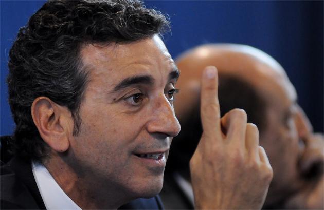 Ministro de interior y Transporte Florencio Randazzo - Foto: