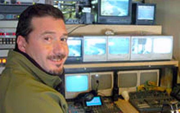 Daniel Taito Subsecretario de Infamación Pública de Chubut - Foto: Web