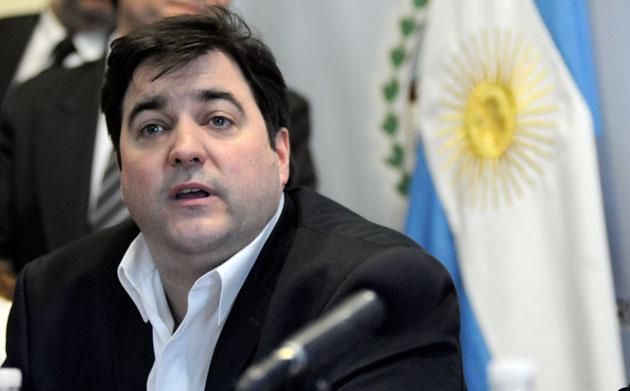 El Ministro de Economía de la Provincia de Santa Cruz Ariel Ivovich - Foto: OPI Santa Cruz/Francisco Muñoz