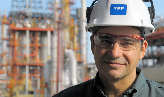 Miguel Galuccio CEO de YPF estatal - Foto: Prensa YPF
