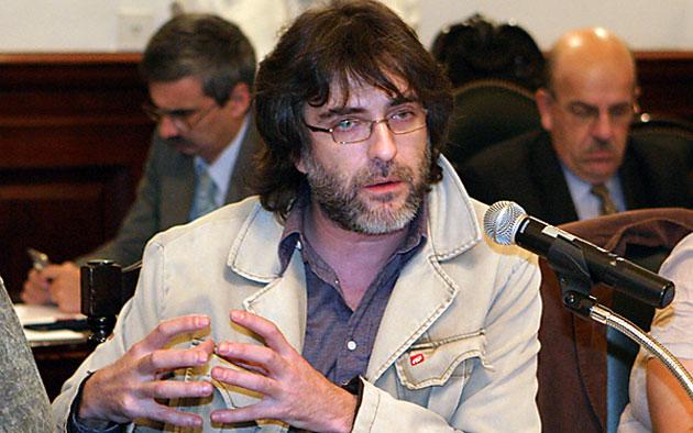 Gustavo Granero el titular de la FATPREN - Foto: web