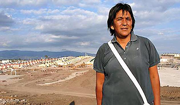 La dirigente social Milagros Sala - Foto: Web