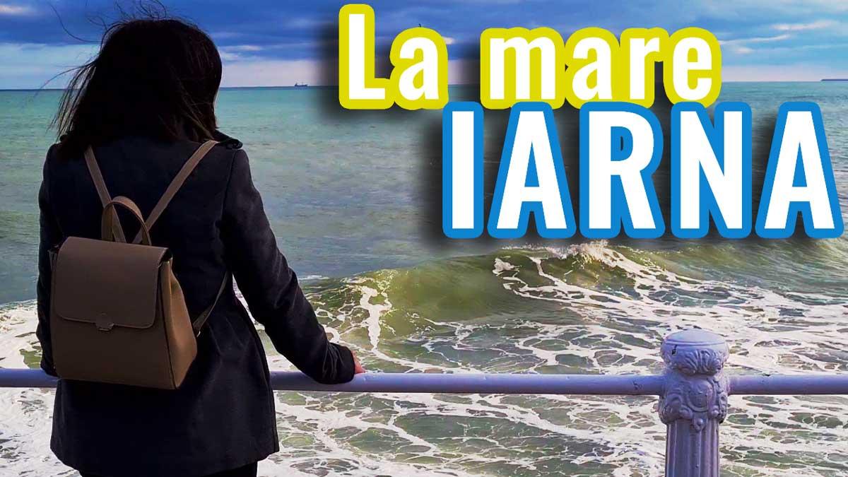 VIDEO. Am fost la mare pentru prima dată iarna! | Negru Vlogă Ep. 29